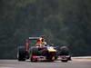 GP BELGIO, 23.08.2013- Free Practice 1, Sebastian Vettel (GER) Red Bull Racing RB9