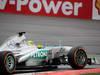GP BELGIO, 23.08.2013- Free Practice 1, Nico Rosberg (GER) Mercedes AMG F1 W04