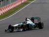 GP BELGIO, 23.08.2013- Free Practice 2, Lewis Hamilton (GBR) Mercedes AMG F1 W04