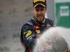 GP BRASILE, 24.11.2013 - Gara, Sebastian Vettel (GER) Red Bull Racing RB9 vincitore