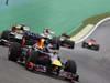 GP BRASILE, 24.11.2013 - Gara, Sebastian Vettel (GER) Red Bull Racing RB9