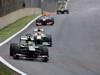 GP BRASILE, 24.11.2013 - Gara, Esteban Gutierrez (MEX), Sauber F1 Team C32