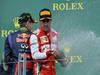 GP CANADA, 09.06.2013- The Podium 2nd Fernando Alonso (ESP) Ferrari F138
