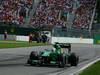 GP CANADA, 09.06.2013- Gara, Giedo Van der Garde (NED), Caterham F1 Team CT03
