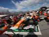 GP CANADA, 09.06.2013- Gara, Adrian Sutil (GER), Sahara Force India F1 Team VJM06