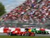 GP CANADA, 09.06.2013- Gara, Felipe Massa (BRA) Ferrari F138