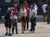 GP CINA, 14.04.2013- Felipe Massa (BRA) Ferrari F138 with sua moglie Raffaela Bassi (BRA) e their son Felipe.