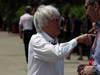 GP CINA, 14.04.2013- Bernie Ecclestone (GBR), President e CEO of Formula One Management