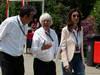 GP CINA, 14.04.2013- Pasquale Lattuneddu (ITA), FOM, Bernie Ecclestone (GBR), President e CEO of Formula One Management  e Fabiana Flosi (BRA), Wife of Bernie Ecclestone