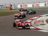 GP CINA, 14.04.2013- Gara, Fernando Alonso (ESP) Ferrari F138 davanti a Felipe Massa (BRA) Ferrari F138
