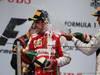 GP CINA, 14.04.2013- Gara, Fernando Alonso (ESP) Ferrari F138 vincitore, secondo Kimi Raikkonen (FIN) Lotus F1 Team E21 e terzo Lewis Hamilton (GBR) Mercedes AMG F1 W04
