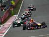 GP COREA, 06.10.2013- Gara, Mark Webber (AUS) Red Bull Racing RB9