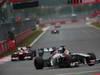 GP COREA, 06.10.2013- Gara, Nico Hulkenberg (GER) Sauber F1 Team C32