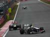 GP COREA, 06.10.2013- Gara, Esteban Gutierrez (MEX), Sauber F1 Team C32