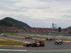 GP COREA, 06.10.2013- Gara, Kimi Raikkonen (FIN) Lotus F1 Team E21