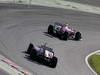 GP GIAPPONE, 13.10.2013- Gara, Fernando Alonso (ESP) Ferrari F138 e Felipe Massa (BRA) Ferrari F138