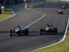 GP GIAPPONE, 13.10.2013- Gara, Esteban Gutierrez (MEX), Sauber F1 Team C32 e Jean-Eric Vergne (FRA) Scuderia Toro Rosso STR8