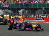 GP GRAN BRETAGNA, 30.06.2013- Gara: Mark Webber (AUS) Red Bull Racing RB9