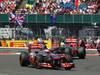 GP GRAN BRETAGNA, 30.06.2013- Gara: Jenson Button (GBR) McLaren Mercedes MP4-28