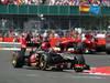 GP GRAN BRETAGNA, 30.06.2013- Gara: Kimi Raikkonen (FIN) Lotus F1 Team E21