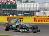 GP GRAN BRETAGNA, 30.06.2013- Gara: Nico Rosberg (GER) Mercedes AMG F1 W04