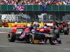 GP GRAN BRETAGNA, 30.06.2013- Gara: Daniel Ricciardo (AUS) Scuderia Toro Rosso STR8