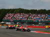 GP GRAN BRETAGNA, 30.06.2013- Gara: Jules Bianchi (FRA) Marussia F1 Team MR02