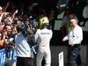 GP GRAN BRETAGNA, 30.06.2013- Nico Rosberg (GER) Mercedes AMG F1 W04