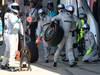 GP GRAN BRETAGNA, 30.06.2013- Moercedes Mechanics