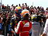 GP GRAN BRETAGNA, 30.06.2013- Podium,  Fernando Alonso (ESP) Ferrari F138