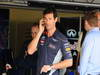 GP GRAN BRETAGNA, 27.06.2013- Mark Webber (AUS) Red Bull Racing RB9