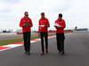 GP GRAN BRETAGNA, 27.06.2013- Max Chilton (GBR), Marussia F1 Team MR02