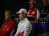 GP GRAN BRETAGNA, 27.06.2013- Giovedi' Press Conference: Paul di Resta (GBR) Sahara Force India F1 Team VJM06