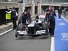 GP GRAN BRETAGNA, 27.06.2013- Valtteri Bottas (FIN), Williams F1 Team FW35