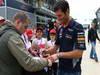 GP GRAN BRETAGNA, 27.06.2013- Mark Webber (AUS) Red Bull Racing RB9