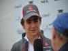GP GRAN BRETAGNA, 27.06.2013- Esteban Gutierrez (MEX), Sauber F1 Team C32