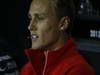 GP GRAN BRETAGNA, 27.06.2013- Giovedi' Press Conference: Max Chilton (GBR), Marussia F1 Team MR02