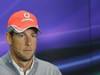GP GRAN BRETAGNA, 27.06.2013- Giovedi' Press Conference: Jenson Button (GBR) McLaren Mercedes MP4-28