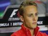 GP GRAN BRETAGNA, 27.06.2013- Giovedi' Press Conference: Max Chilton (GBR), Marussia F1 Team MR02