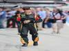 GP GRAN BRETAGNA, 29.06.2013- Free Pratice 3, Kimi Raikkonen (FIN) Lotus F1 Team E21