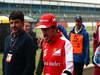 GP GRAN BRETAGNA, 29.06.2013- Free Pratice 3, Fernando Alonso (ESP) Ferrari F138