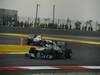 GP INDIA, 27.10.2013- Gara: Nico Rosberg (GER) Mercedes AMG F1 W04