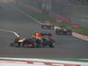 GP INDIA, 27.10.2013- Gara: Mark Webber (AUS) Red Bull Racing RB9