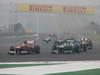 GP INDIA, 27.10.2013- Gara: Felipe Massa (BRA) Ferrari F138