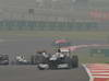 GP INDIA, 27.10.2013- Gara: Pastor Maldonado (VEN) Williams F1 Team FW35
