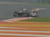 GP INDIA, 27.10.2013- Gara: Esteban Gutierrez (MEX), Sauber F1 Team C32