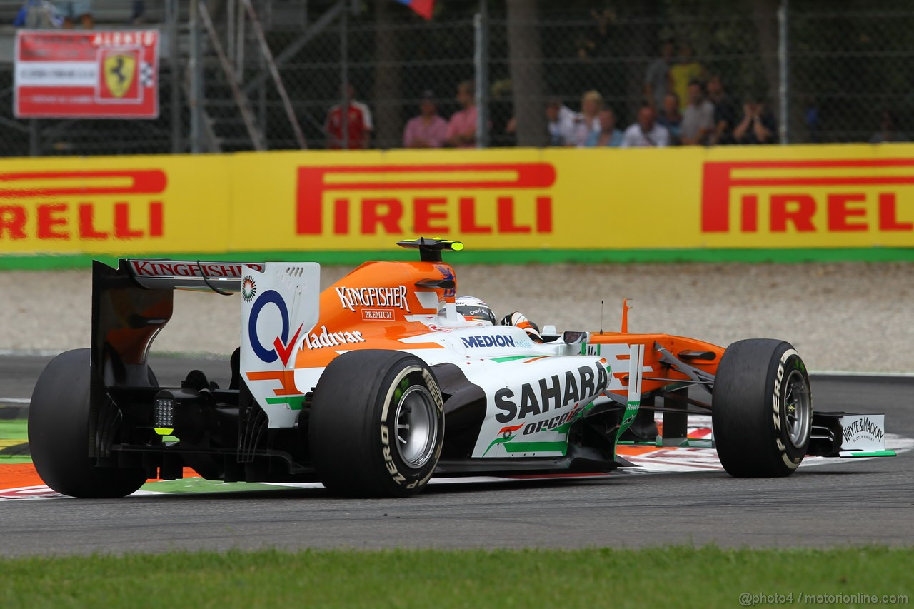 GP ITALIA, Adrian Sutil (GER), Sahara Force India F1 Team VJM06