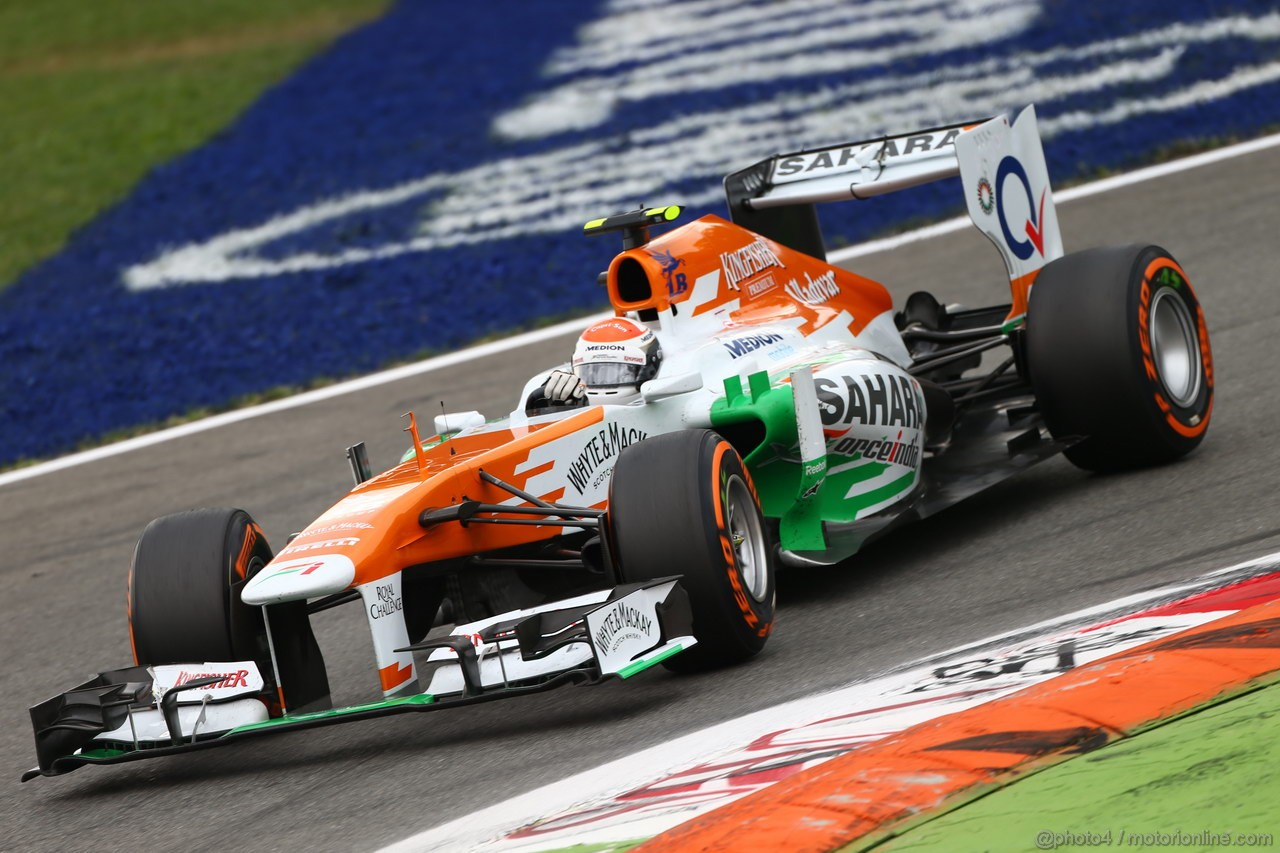 GP ITALIA, Adrian Sutil (GER), Sahara Force India F1 Team VJM06