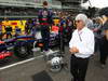 GP ITALIA, 08.09.2013- Bernie Ecclestone (GBR), President e CEO of Formula One Management