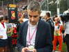 GP ITALIA, 08.09.2013- Actor Rowan Atkinson (Mr. Bean)